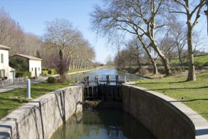 The Emborrel lock