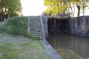 Lock of the Ognon