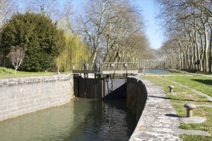 The lock of te Domergue