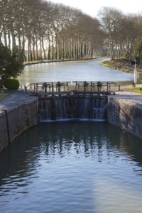 The lock of the Peyruque