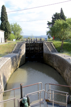 Lock of Saint-Martin