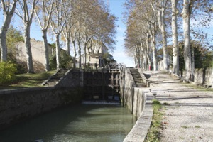 The lock of Saint-Roch