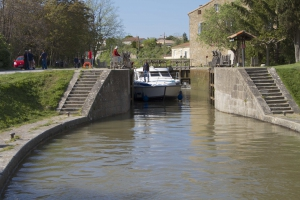 Lock of Trèbes