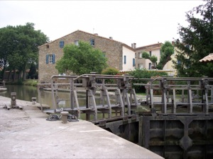 The lock of Trèbes