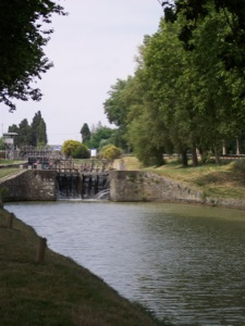 The single lock of the Fresquel