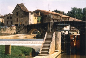 The Baïse at Nérac