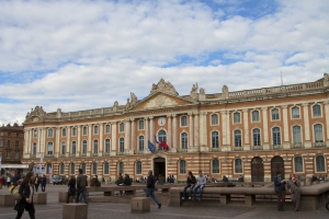 The Capitole at Toulouse