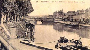 Toulouse, the Saint-Etienne port (do not existe anymore)