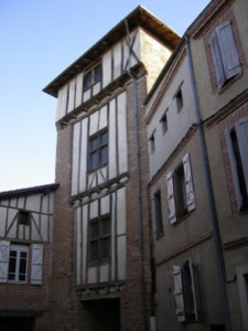 Colombages houses